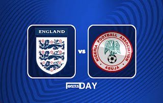 England vs Nigeria – Highlights