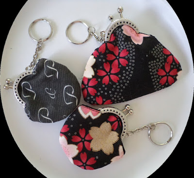 Teeny Tiny Purses crafted by eSheep Designs