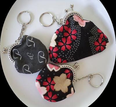 Teeny Tiny Purses crafted by eSheep Designs