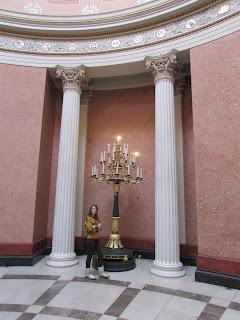 Interior Museo Nacional de Hungría 2