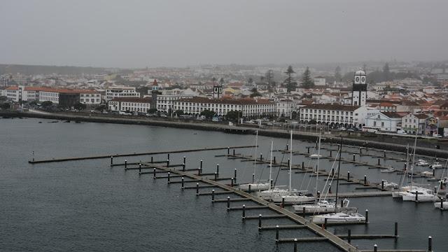 Ponta Delgada sailing