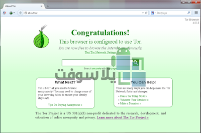 Tor Browse
