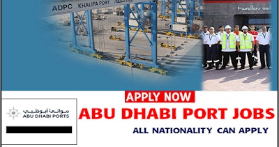 Latest Jobs At Abu Dhabi Port