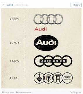 Audi en Instagram