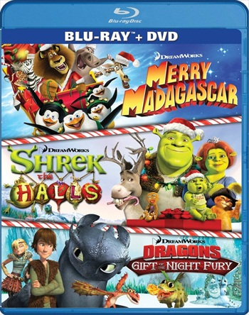 Shrek The Halls 2007 Dual Audio Hindi Bluray Movie Download