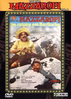 Mazzaropi: Um Caipira Em Bariloche - DVDRip Nacional