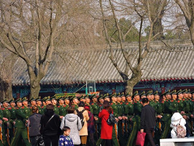 cité interdite Pékin