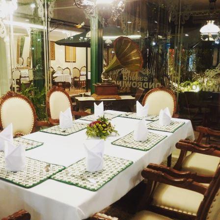 Sasono Ondrowino - Tempat Makan Romantis di Jogja