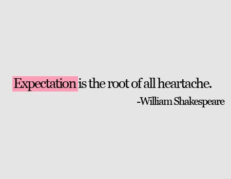 Expectations Sayings And Quotes Best Quotes And Sayings Best Quotes About Expectations
