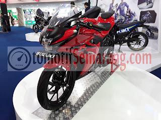 Launching Suzuki GSX-R 150 dan GSX-S 150 Semarang4