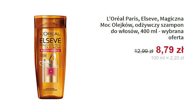 Elseve - Szampon do włosów