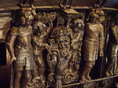 Detalle tallas Vasa