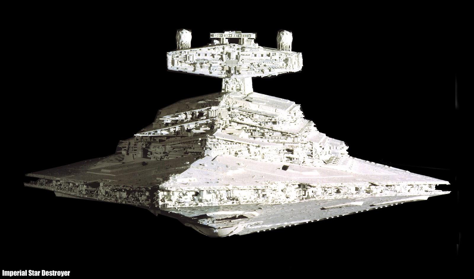 high resolution image of star destroyer starwars