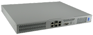 Cipher X 7211 Ethernet Fiber Optic Encryption System