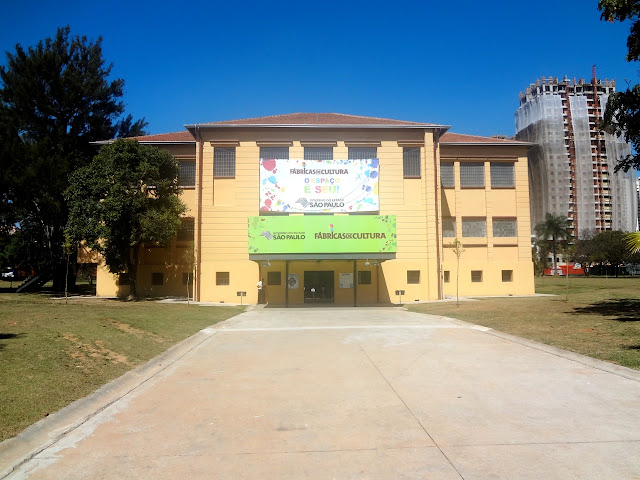 Fábrica de Cultura do Parque Belém