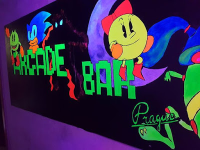 Entrada The Arcade Games Museum - Praga