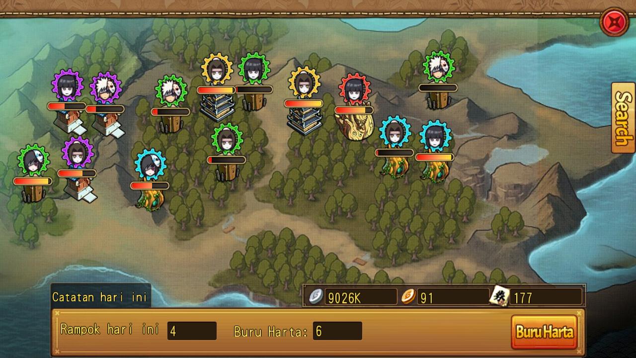 download generator ninja heroes terbaru update
