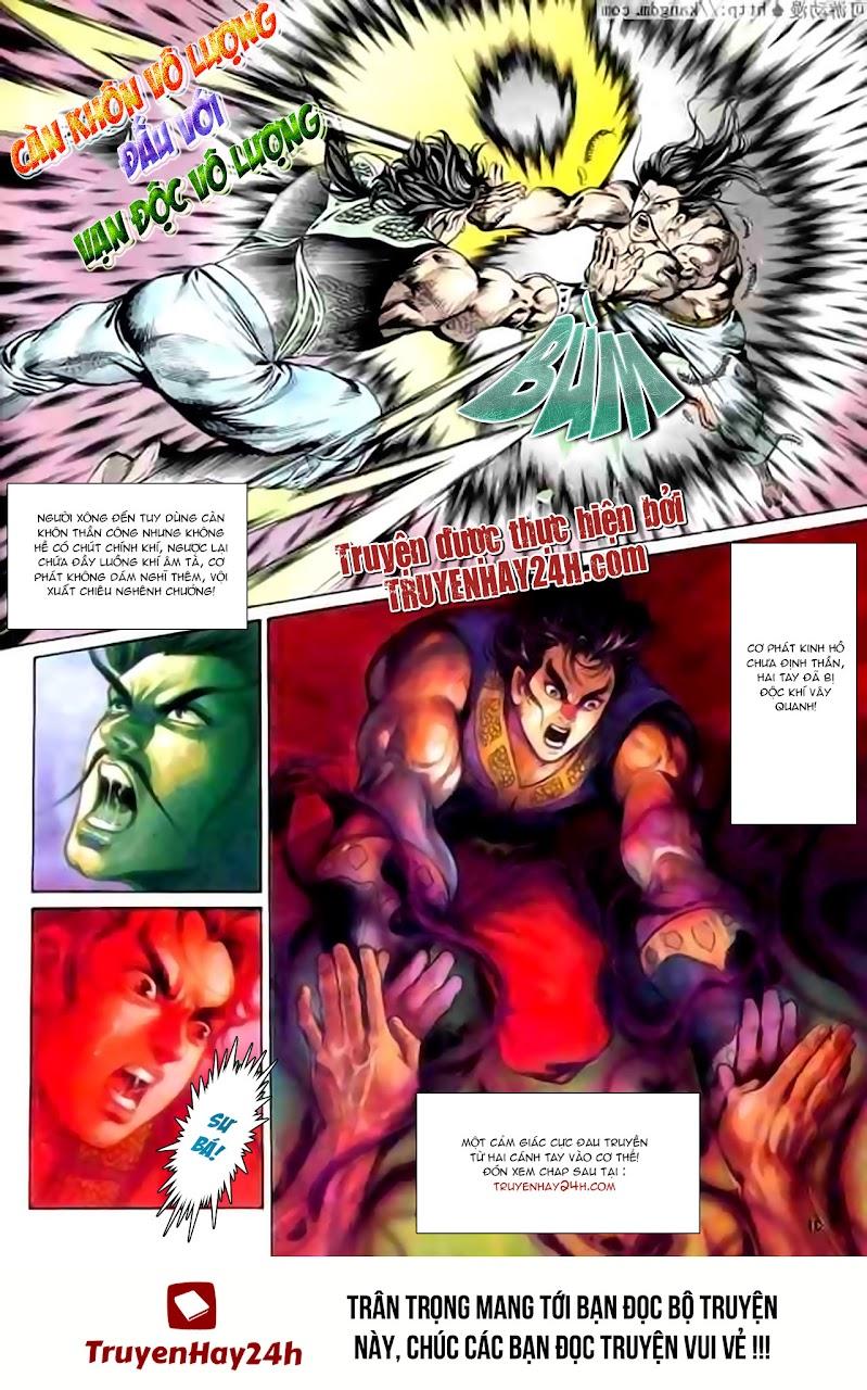 Cơ Phát Khai Chu Bản chapter 112 trang 32