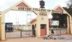 ACEONDO 2017/2018 Direct Entry Complete Admission List Out