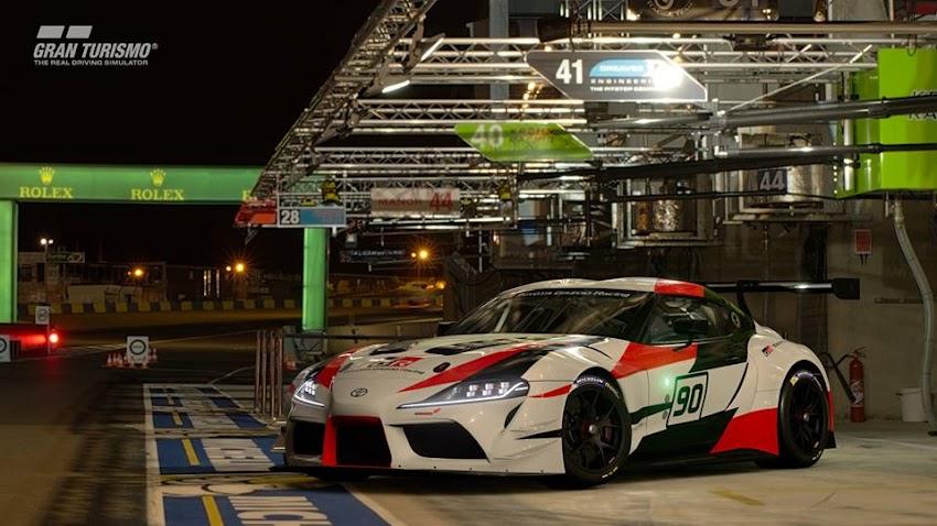Gran Turismo Sport : disponibile l'aggiornamento 1.18