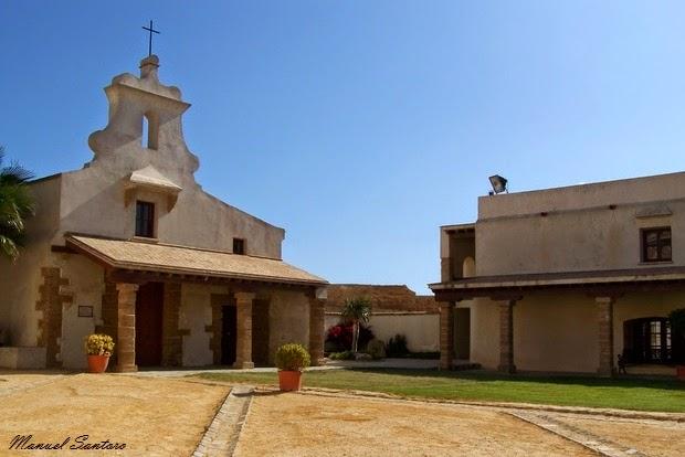 Cadice, Castello di Santa Catilina