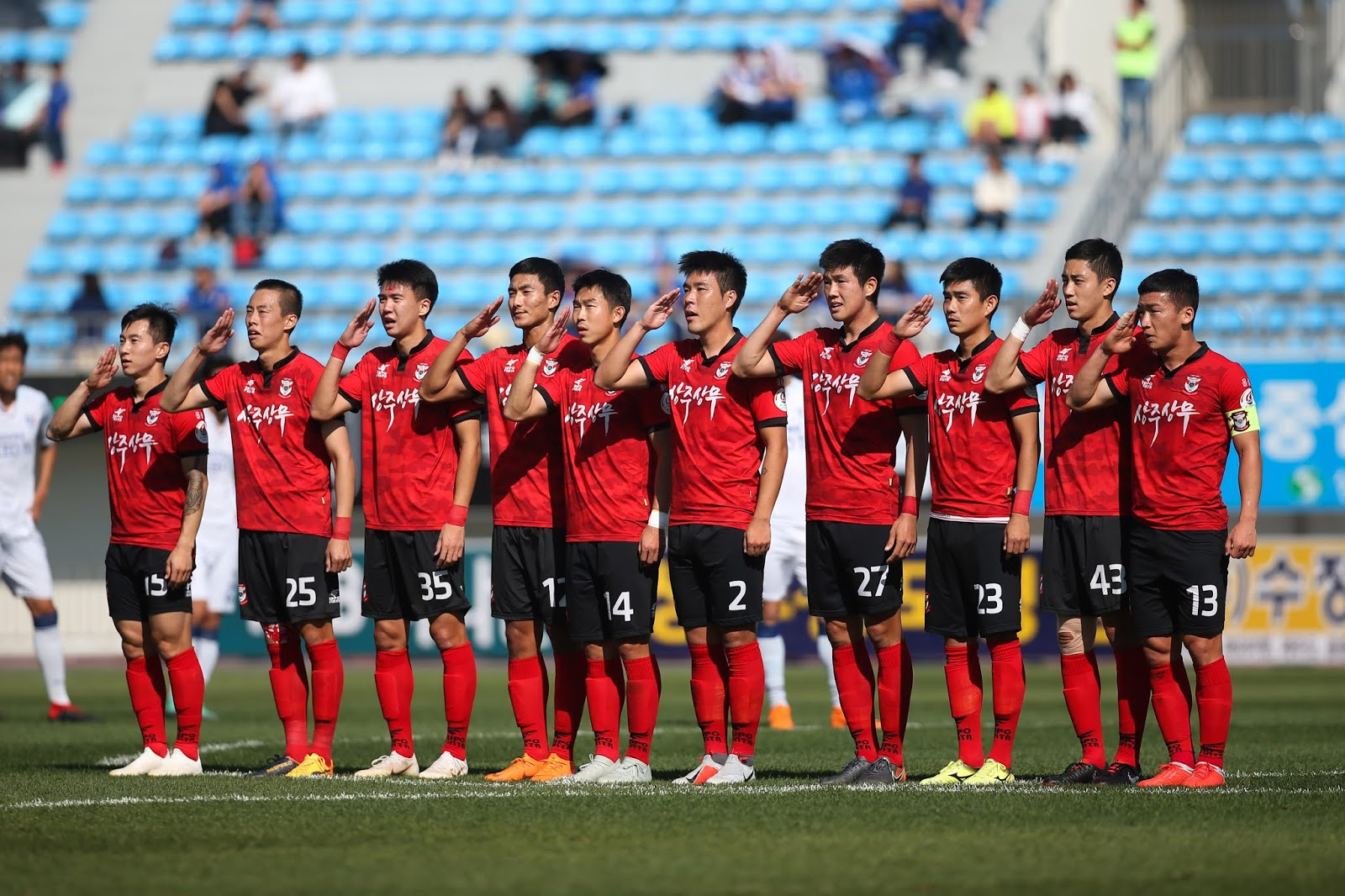 2019 K League 1 Season Preview: Sangju Sangmu