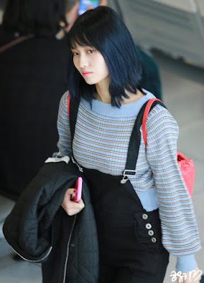 Momo Twice Airport Fashion 2018