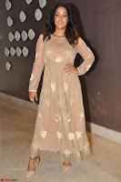Mumaith Khan in Beig Skin Colored Anarkali Dress at Kalamandir Foundation 7th anniversary Celebrations ~  Actress Galleries 008.JPG