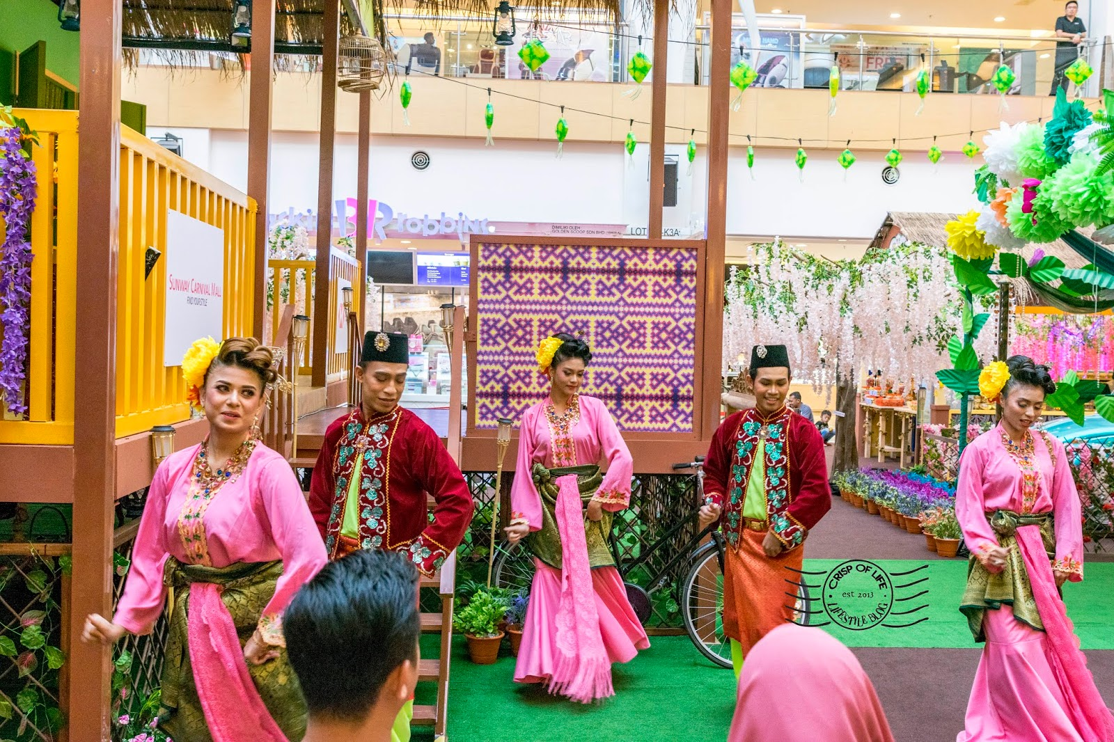 Celebrating Wonderful Raya Memories @ Sunway Carnival Mall, Penang