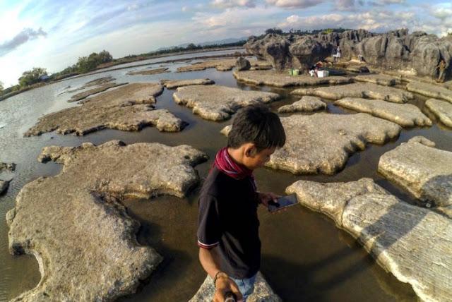 Tempat Wisata Grand Canyon Sulawesi Selatan