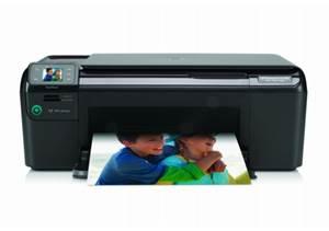 HP Photosmart C4650