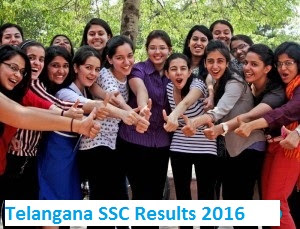 ts ssc results 2016, telangana ssc results 2016, ts 10th results 2016