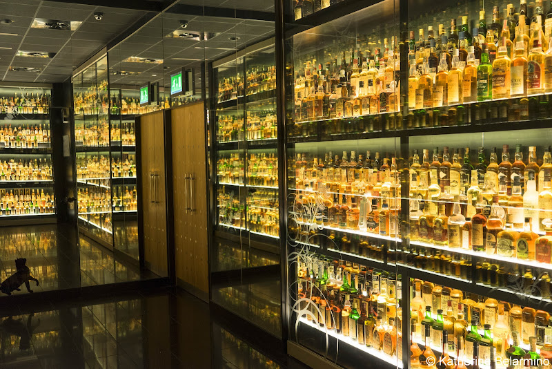 Diageo Claive Vidiz Whisky Collection Scotch Whisky Experience Things to Do in Edinburgh in 3 Days Itinerary