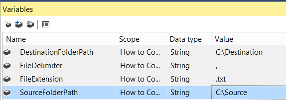 Welcome To TechBrothersIT: How to Convert CSV/Text Files to