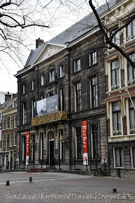 荷蘭,  海牙, Den Haag, Hague, holland, netherlands, Escher in het Paleis美術館