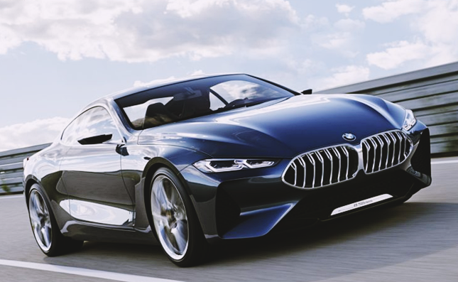 2018 BMW 8 Series Designs