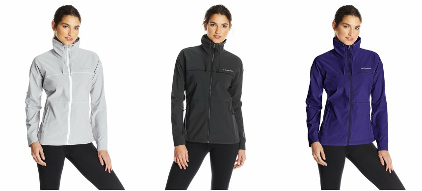 Columbia Angel Basin Soft Shell for only $26-$38 (reg $70)