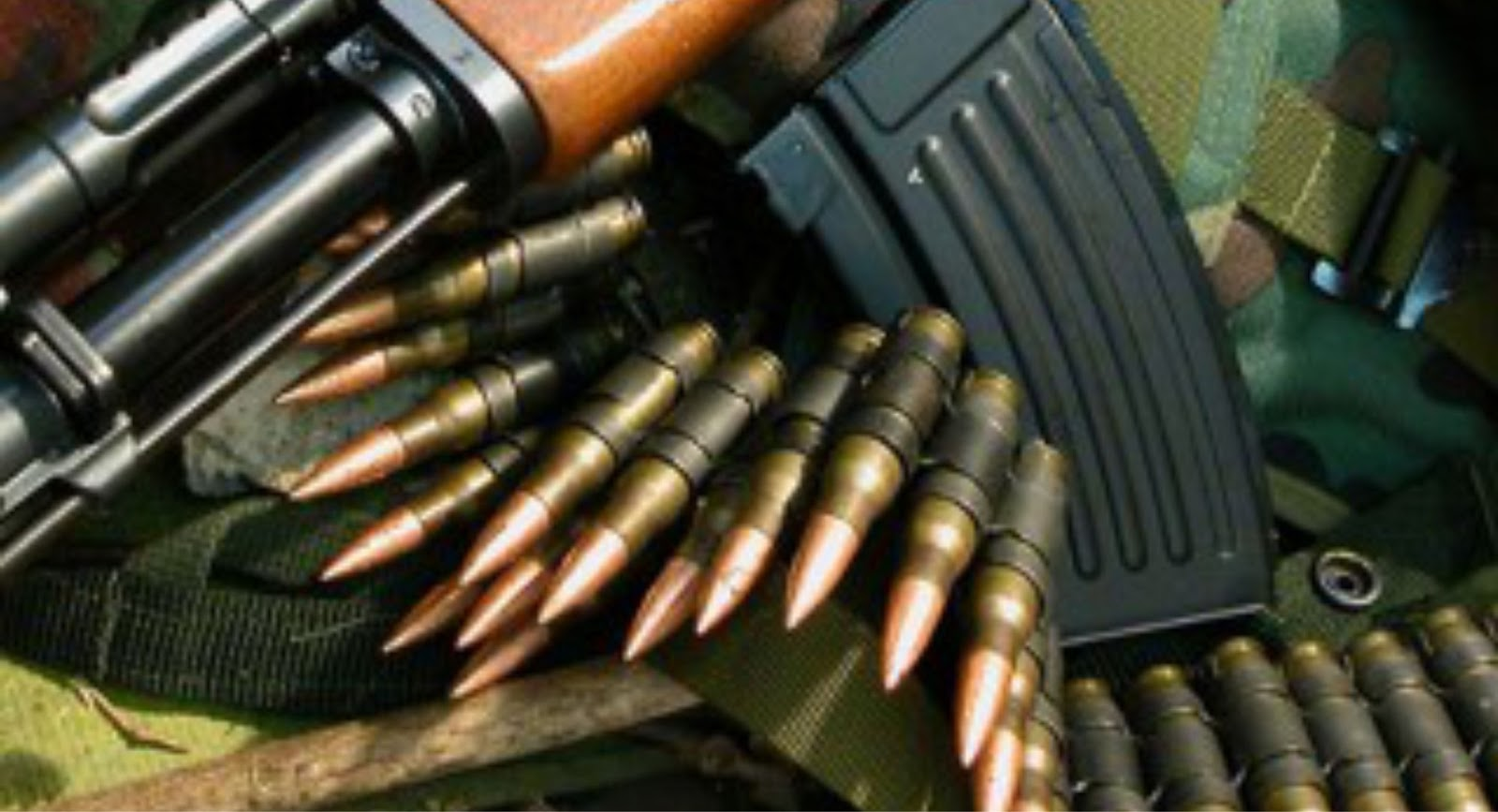 Warga Polandia di duga jual senjata dan amunisinya di Papua