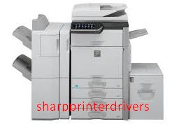 Sharp MX-5110N Printer Driver Download