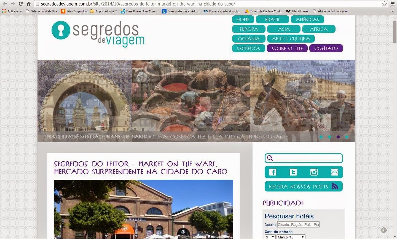 blog Segredos de Viagem