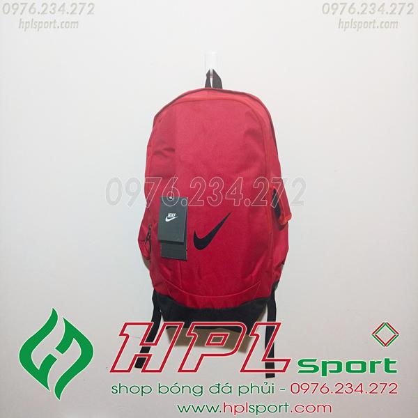 Balo bóng đá đẹp Nike - 01 màu đỏ