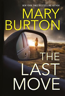 Cover, Bea's Book Nook, Review, The Last Move, Mary Burton