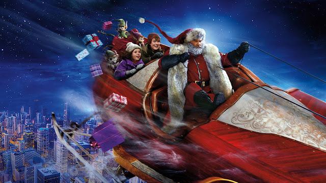 Assista na Netflix: 'Crônicas de Natal', filme dirigido por Chris Columbus | Ordem da Fênix Brasileira
