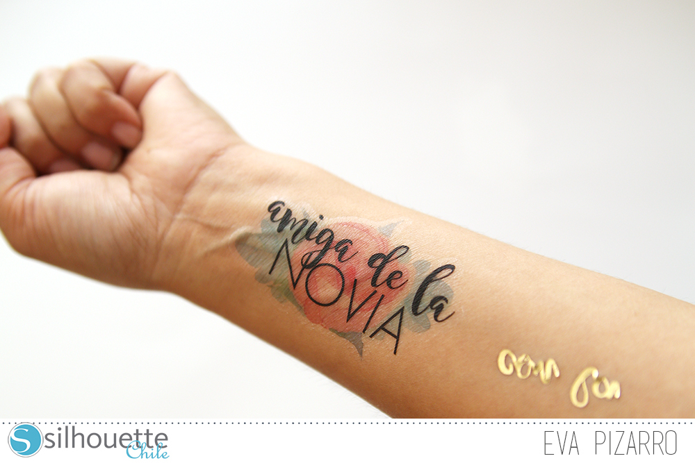 Silhouette Chile Blog Tatuajes Temporales