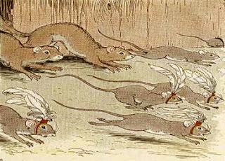 قصص اطفال جديدة قصة الفئران وابن العرس