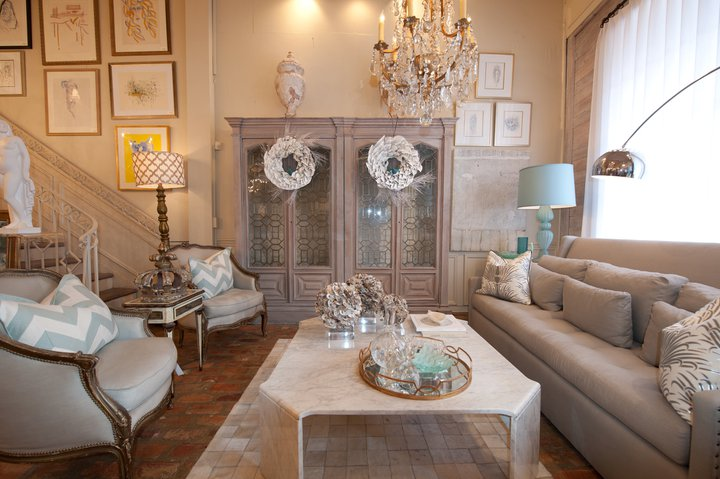 I First Met Nancy More Than Ten Years Ago When She Was Working On Her St Andrew S Designer Showhouse Here In Jackson Ms With Me