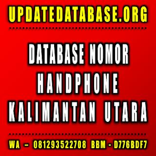 Jual Database Nomor Handphone Kalimantan