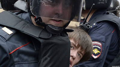 В Ингушетии перекрыли въезд в столицу, отключили интернет, начались аресты