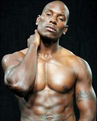 Tyrese Gibson Body