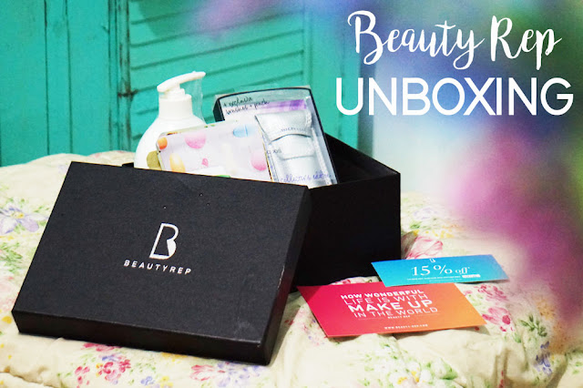 Beauty Rep, Unboxing, Beauty Rep Unboxing, Unboxing makeup
